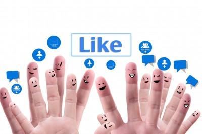 social media fingers