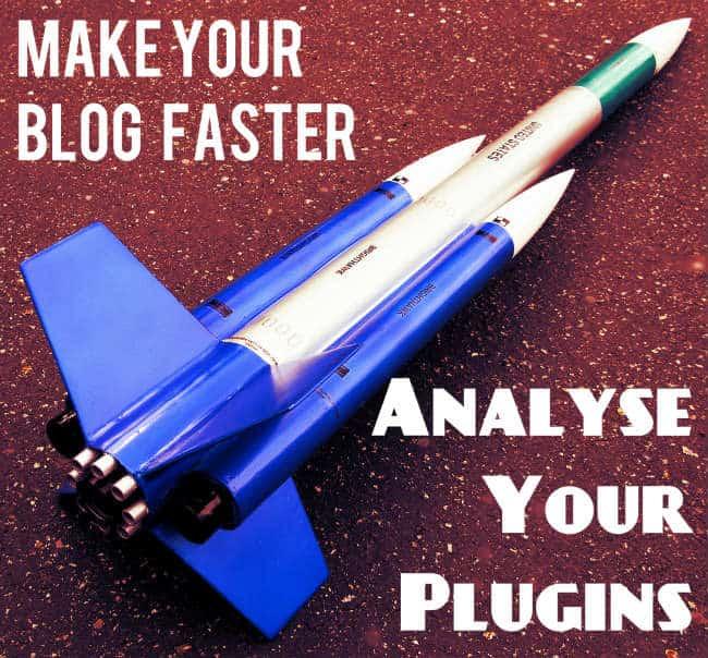 blog faster analyse plugins