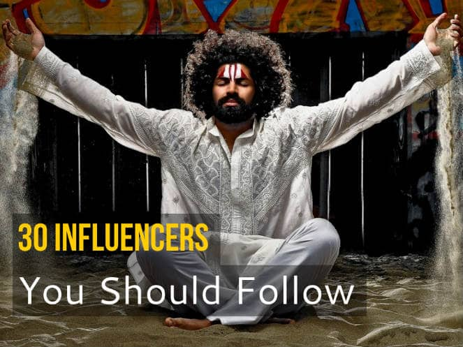 social media influencers Blogging