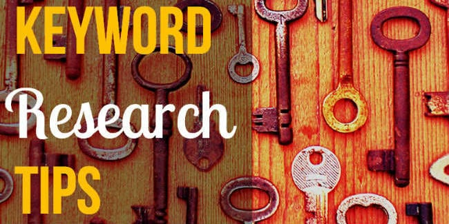 Keyword Research Tips for Bloggers