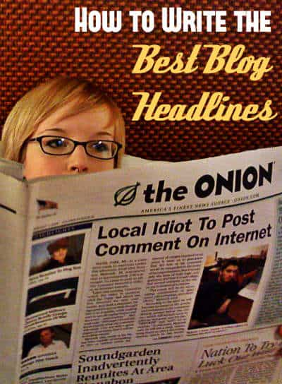 best blog headlines