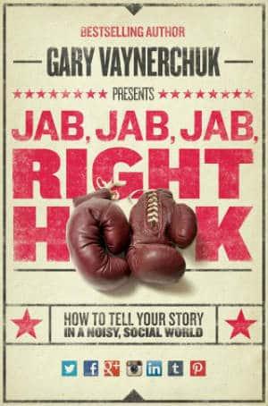 Gary Vaynerchuk Jab Right Hook