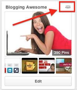 pinterest group board icon