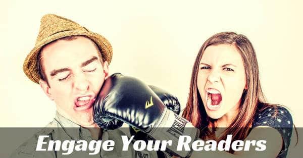 enagage your readers