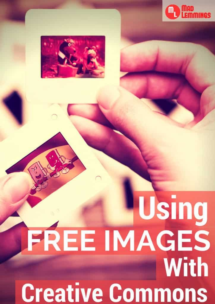 Free Images with Creative Commons