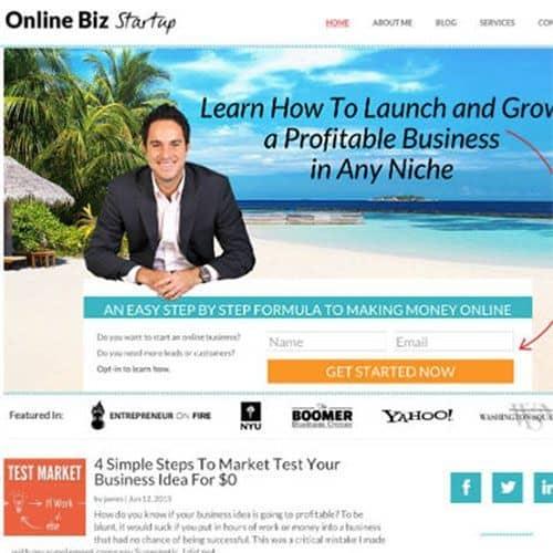 Online Startup Biz