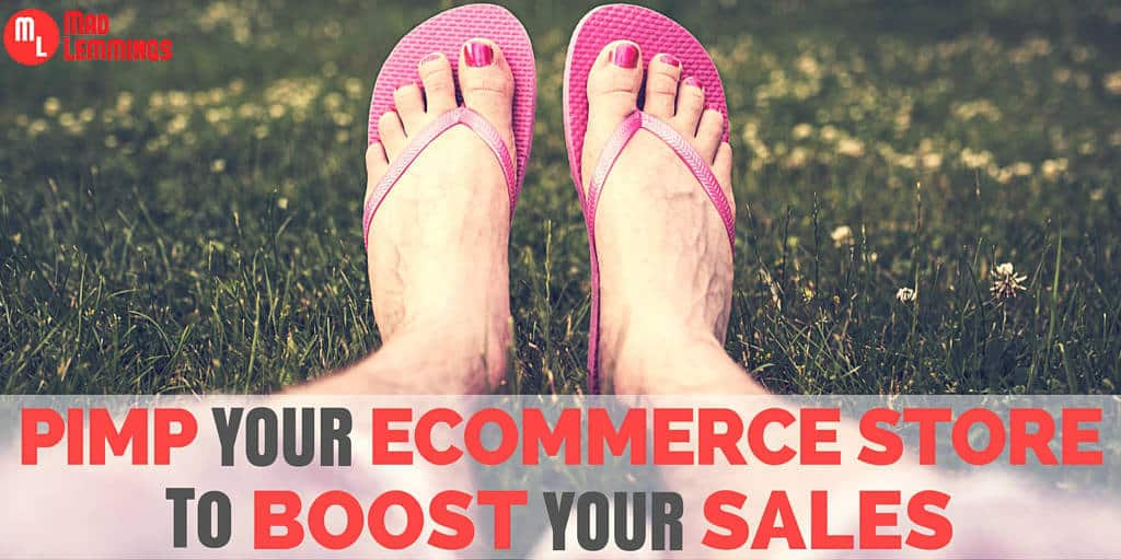 Boost Your Ecommerce Sales with these 10 tips