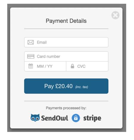 Send Owl Payment Details
