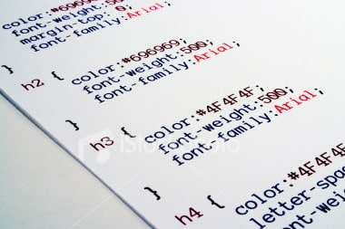 Color CSS Code