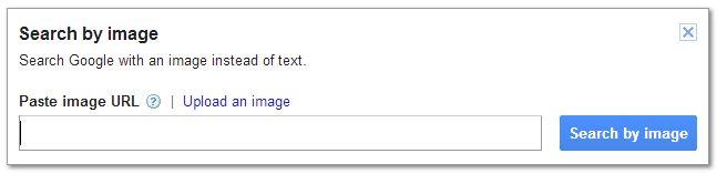 Google Image Search choice