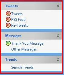TweetAdder other options