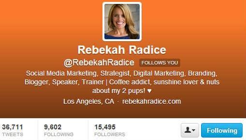 Rebekah Radice Twitter