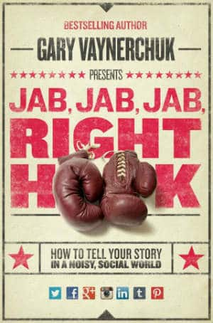 Gary Vaynerchuk Jab Right Hook