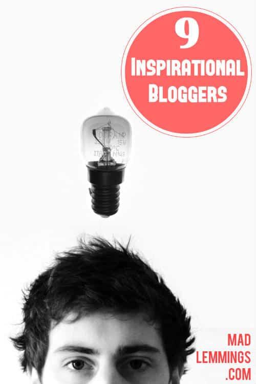inspirational bloggers