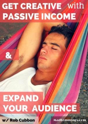 creative passive income