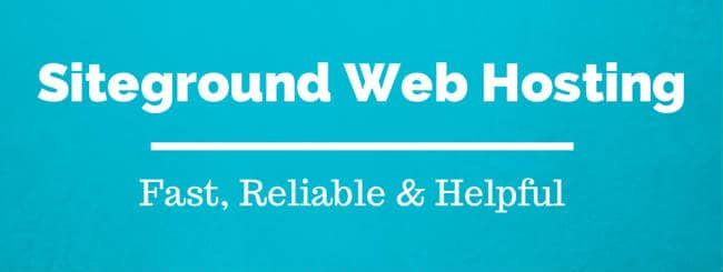 Siteground Review Web Hosting