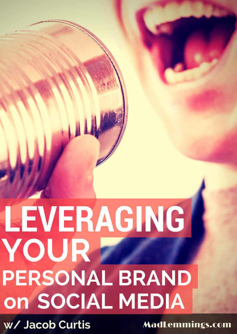 leverage your personal brand