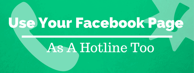 facebook-page-hotline