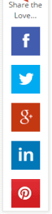Thrive Themes Social Media Buttons