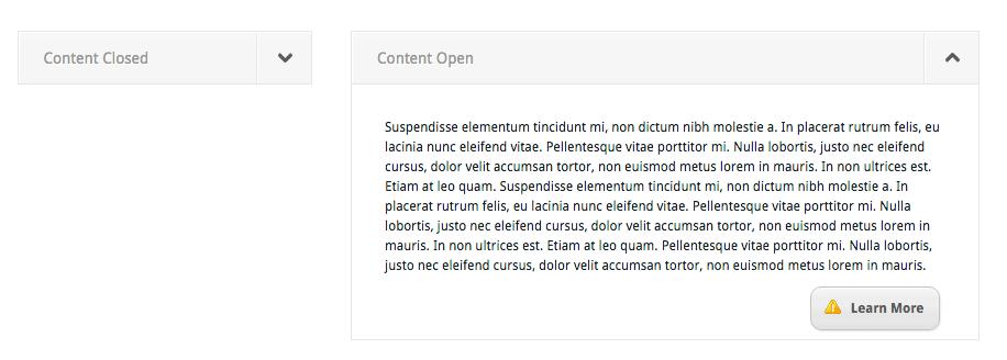 Elegant Themes Shortcode Expand/Toggle