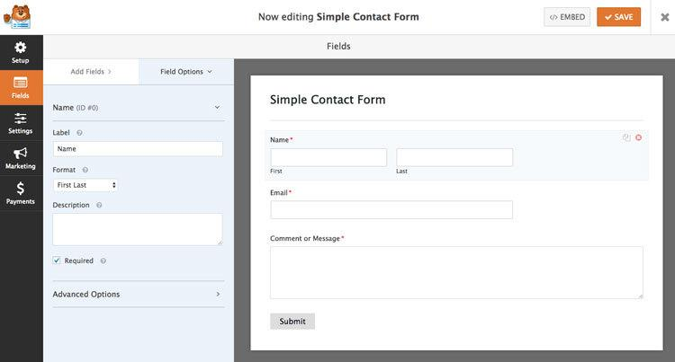 Add A Contact Form With Elementor: 3 Easy Ways To Do It - Mad Lemmings