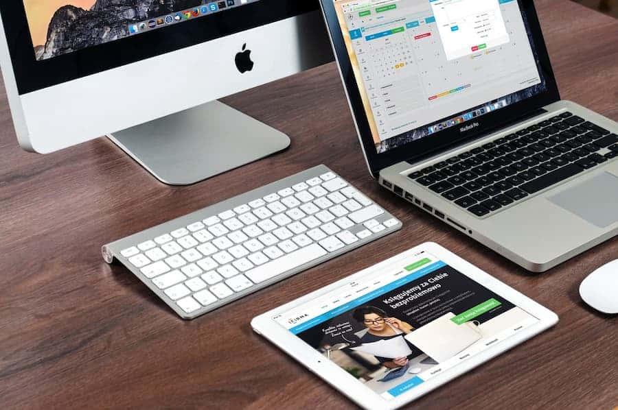 website design mobile ready